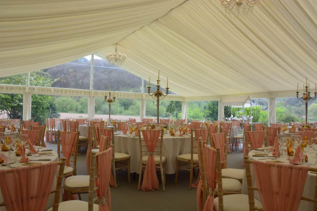 Easter Wedding at Flanesford