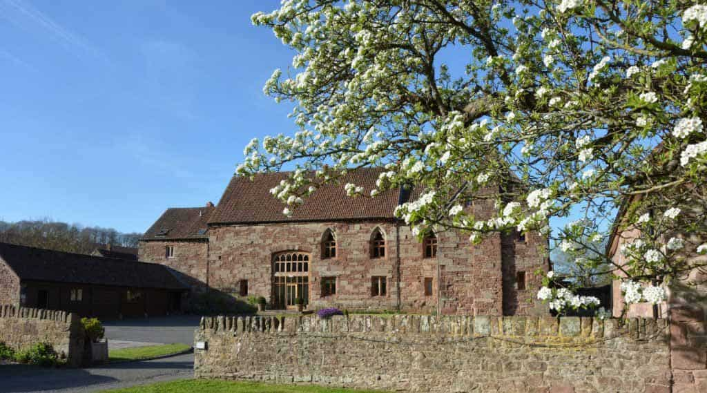 Flanesford Priory